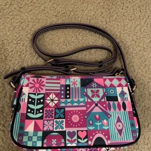 Dooney & Bourke Bags - It's a small world Disney Dooney & Bourke purse